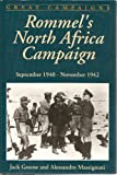 Rommel's North Africa Campaign, Jack Greene and Alessandro Massignani, 0938289349