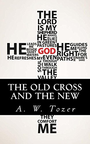 The Old Cross and the New
