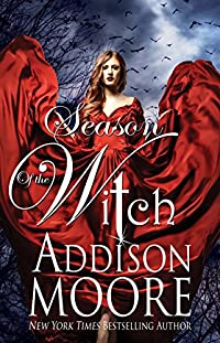 Season Of The Witch by Addison Moore ebook deal
