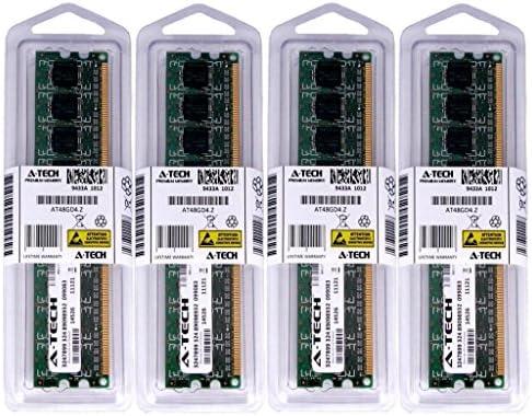 16GB KIT (4 x 4GB) for Dell Optiplex 990 Mini Tower 990 Small Form Factor   DIMM DDR3 Non-ECC PC3-10600 1333MHz RAM Memory  Genuine A-Tech Brand