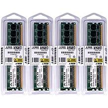 16GB KIT (4 x 4GB) For Dell Optiplex 990 Mini Tower 990 Small Form Factor. DIMM DDR3 NON-ECC PC3-10600 1333MHz RAM Memory. Genuine A-Tech Brand.