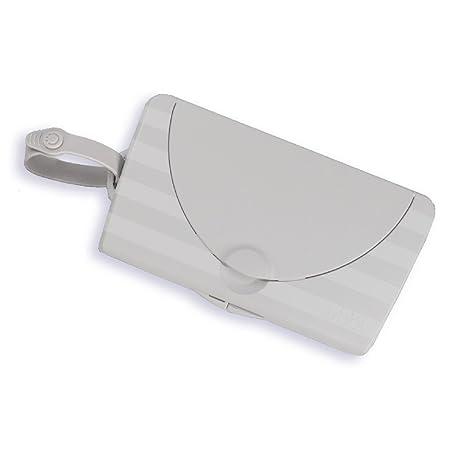 Ubbi On The Go - Dispensador de toallitas, color gris ...