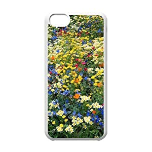 MEIMEISFBFDGR Wildflowers Customized Cover Case with Hard Shell Protection for iphone 4/4s Case lxa#424100MEIMEI