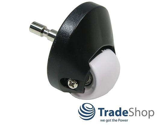 Ersatz Rad Vorderrad Nachlauf Modul für iRobot Roomba 500 510 520 530 532 534