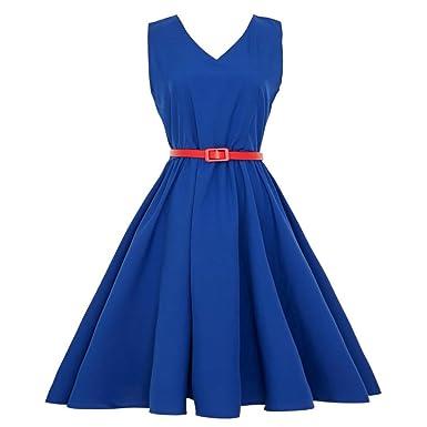finest selection c66e5 1a60d Manadlian Damen Kleid Abendkleid, Frauen Jerseykleid ...