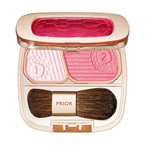 Shiseido PRIOR beauty-up Cheek Pink 3.5g/0.12oz - Pink 3.5g/0.12oz Makeup