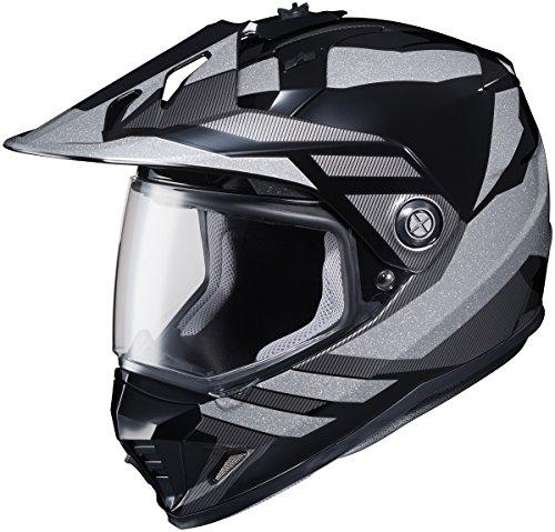 HJC Ds-x1 Lander Mc-5 Size:MED Motorcycle -