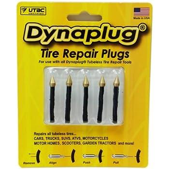 Amazon.com: Dynaplug Ultralite Tubeless Tire Repair Tool Kit, Made in USA: Automotive