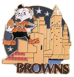 NFL NFL Cityピン B005ZWH7ZE クリーブランドブラウンズ Cityピン B005ZWH7ZE, 紅茶&スイーツのセレクティー:35ca9e5b --- hanjindnb.su