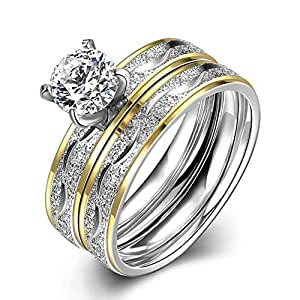 Fashion Popular European American Style Ring