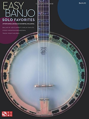 Ultimate Banjo Songbook - Easy Banjo Solo Favorites
