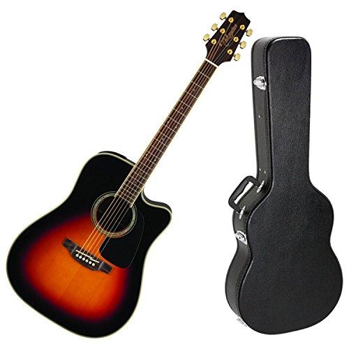 Takamine GD51CE BSB Acoustic Electric Guitar Brown Sunburst w/ Hard Case