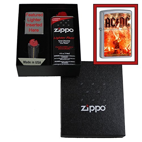 ''AC/DC'' Angus Young Live Lighter Gift Set