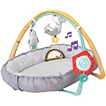 Taf Toys 4 in 1 Music & Light Thickly Padded Newborn Cozy Mat   Interactive Baby Mat. Baby's Activity & Entertainment Center, for Easier Development and Easier Parenting