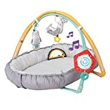 Taf Toys 4 in 1 Music & Light Thickly Padded Newborn Cozy Mat | Interactive Baby Mat. Baby's Activity & Entertainment Center, for Easier Development and Easier Parenting Review