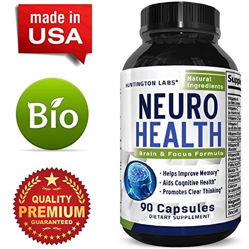 Mind Enhancement Supplement Natural Nootropic Pills for