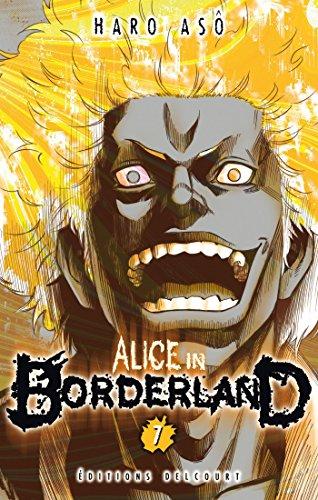 Alice in Borderland, Tome 7 :