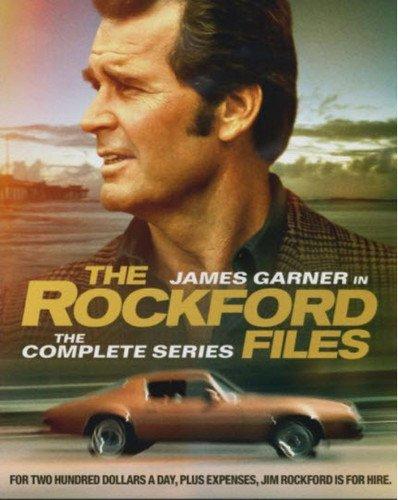 The Rockford Files: Complete Series James Garner Mill Creek Entertainment Movie TV Shows / TV Movie