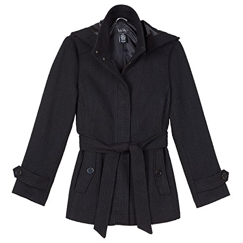 Blend Button Front Coat - 8