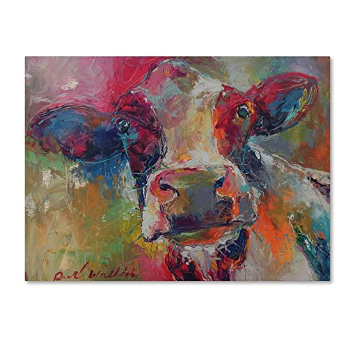 Art Cow 4592 by Richard Wallich, 18x24-Inch Canvas Wall -