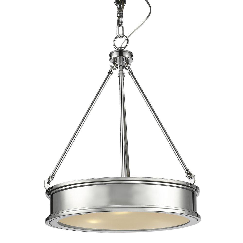 Moderna Lámpara de techo 3 x 60 W/E27 New York p01659ch ...
