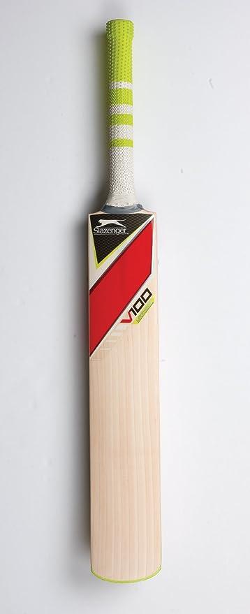 879fe166e8 Image Unavailable. Image not available for. Colour: Slazenger V100 Ultimate Cricket  Bat