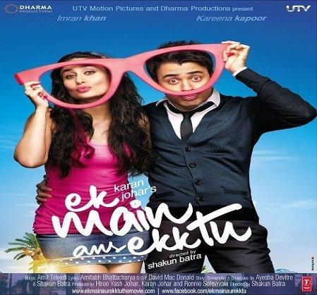 Ek Main Aur Ekk Tu (2012) Movie Soundtrack