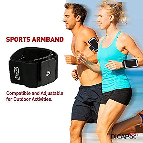Unisex Men Women Running Bag Jogging Sport Armband Gym Arm Band Case Cover For Iphone 6/6 Plus Relojes Y Joyas