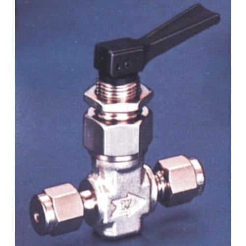 """Swagelok SS-OGS2 Stainless Steel Toggle Valve, 1/8"""" Tube ..."""