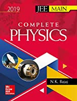Complete Physics for Jee Main 2019 Front Cover
