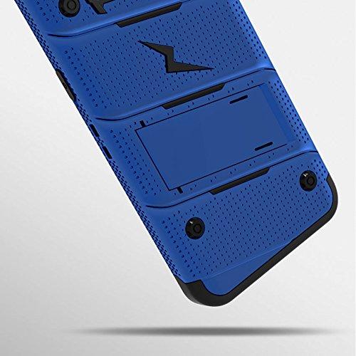 new concept e207d 34b2f Zizo Bolt Series Compatible with Samsung Galaxy S8 Plus Case ...