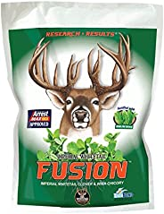 Whitetail Institute Fusion (Perennial) Clover & Chicory Food Plot Seed (Spring and Fall Plant