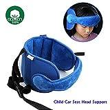 Child Car Seat Stroller Head Support Keep Comfortable Safe Sleep Positioner