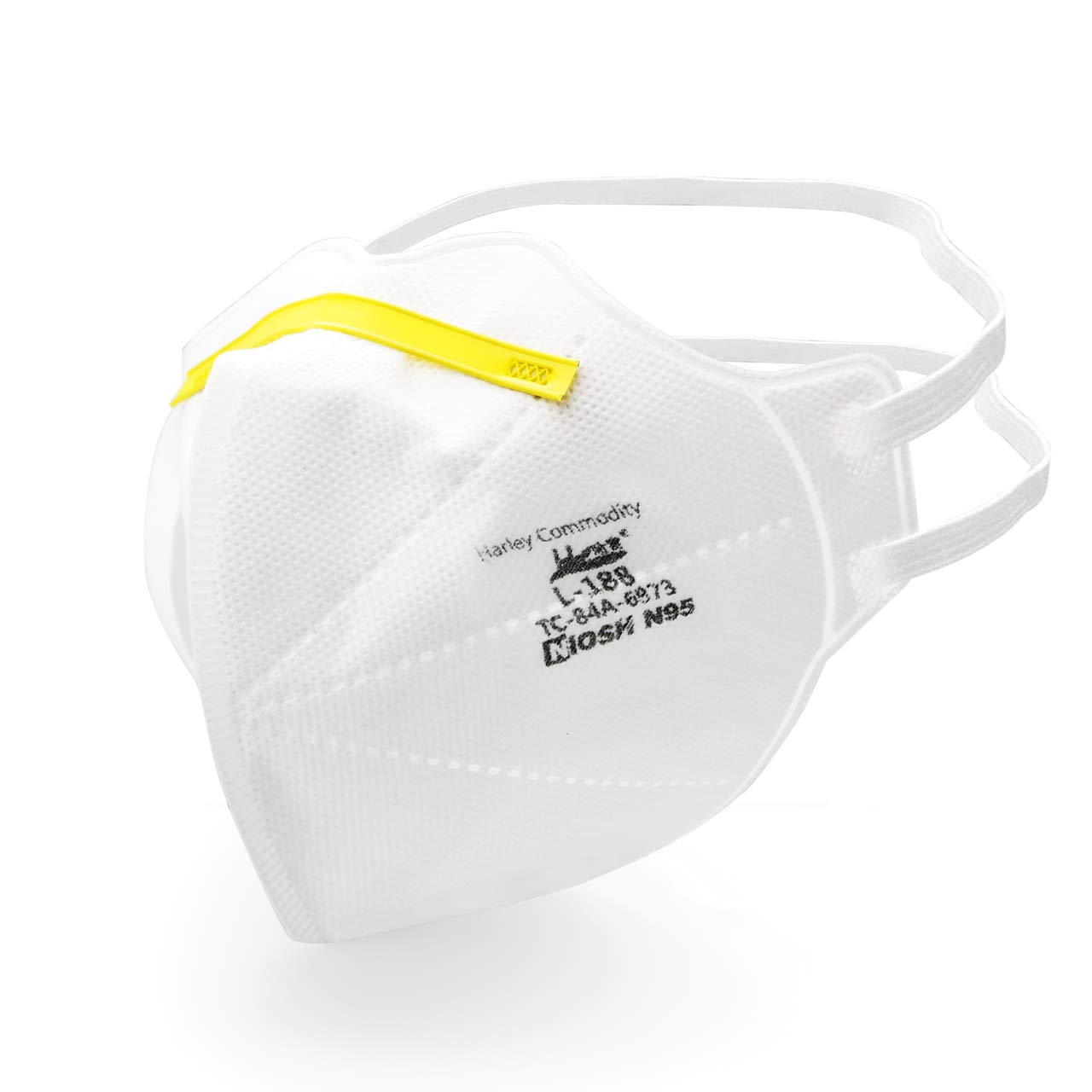 Nextirrer NIOSH Certified N95 Respirator Mask - Pack of 20 Mask