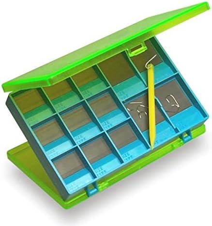 Stonfo art.259S - Caja para anzuelos doble: Amazon.es: Deportes y aire libre