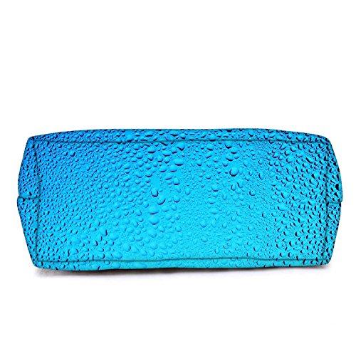 Snoogg , Damen Umhängetasche mehrfarbig mehrfarbig