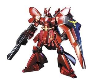 Gundam MSN-04 SAZABI Metallic Coating Version HGUC 1/144 Scale (japan import)