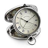 Dalvey Grand Odyssey Stainless Clock