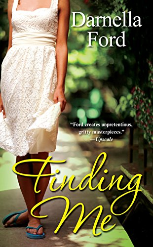 book cover of Finding Me