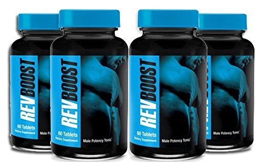 Rev Boost-Natural Testosterone Booster ( 240ct) by RevBoost