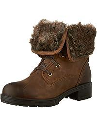 Clarks Women's Reunite up GTX Winter Boots