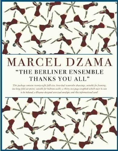 The Berliner Ensemble Thanks You All pdf epub