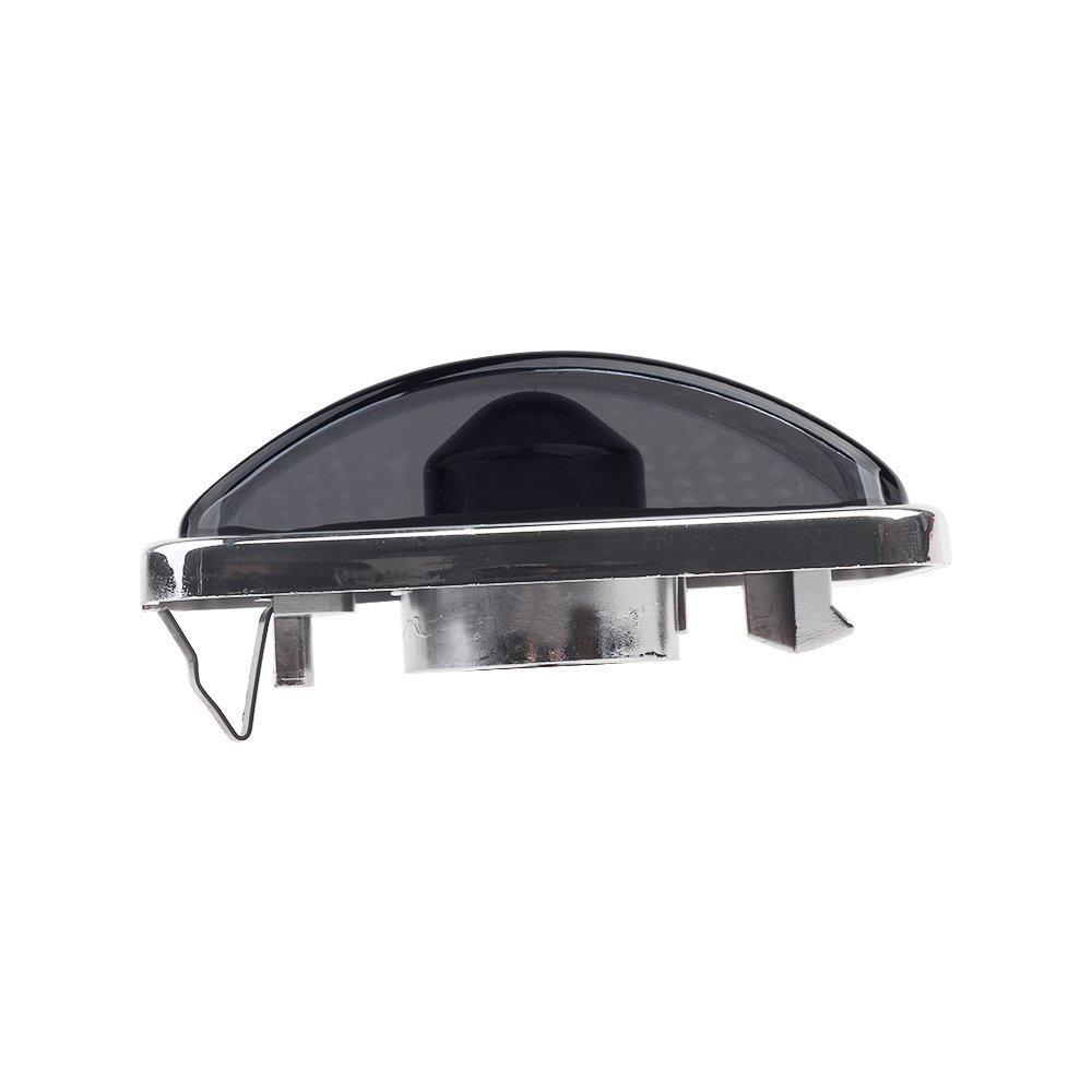 Smoke 10 St/ück TOP DACH Cab Marker Light Cover Lens f/ür 2003-2009 H2 SUV SUT-