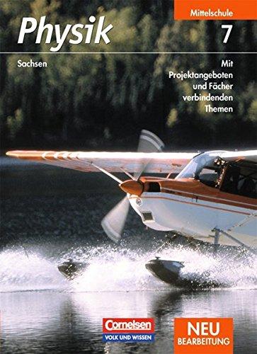 Physik - Ausgabe Volk und Wissen - Mittelschule Sachsen: 7. Schuljahr - Schülerbuch Taschenbuch – 1. März 2005 Prof. Dr. Helmut F. Mikelskis Prof. Dr. Hans-Joachim Wilke Prof. Dr. Udo Backhaus Dr. Rolf Otto