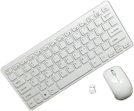 Bluetooth Teclado y sensibilidad del ratón Alta Estabilidad ...