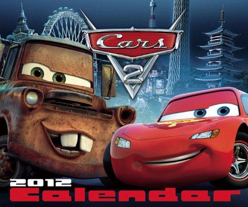 Cars 2 [Desktop] 2012 Calendar by (Calendar)