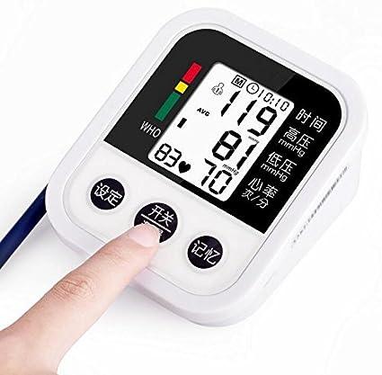 Medidor de presión electrónico de estilo de brazo completamente ...