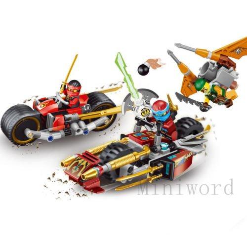 gonggamtop Ninjago Kai Nya Doubloon Minifigures Ninja Building Block Toy 79288