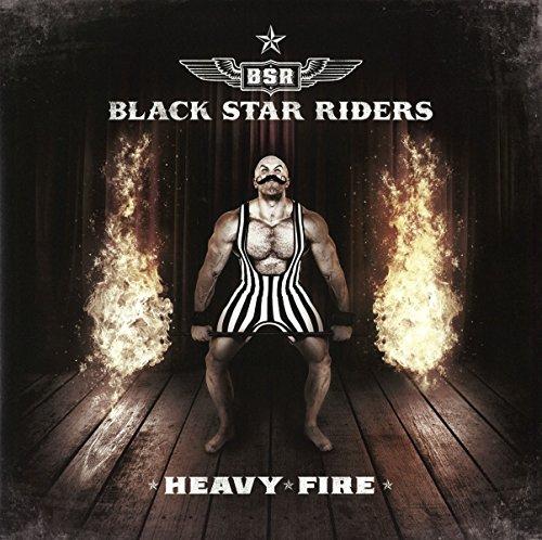 Heavy Fire (Black Star Vinyl)