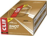 Health & Personal Care : CLIF SHOT - Energy Gel - Mocha - With Caffeine (1.2 Ounce Packet, 24 Count)